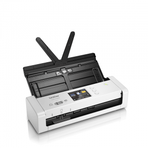 TechLogics - Brother ADS-1700W Documentscanner USB / WLAN