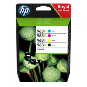 TechLogics - HP No.963XL 4-Pack C,M,Y,K 116,80ml (Origineel) 3YP35AE