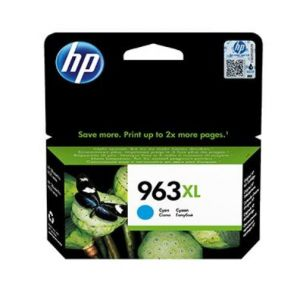 TechLogics - HP No.963XL Cyaan 22,77ml (Origineel) 3JA27AE