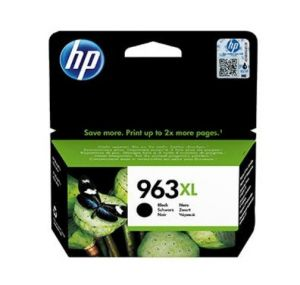 TechLogics - HP No.963XL Zwart 47,86ml (Origineel) 3JA30AE